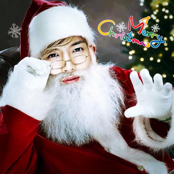 Tweet Pics - Merry Xmas Kim Hyun Joong