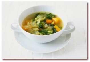 سوپ سیب زمینی