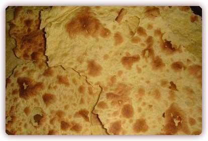 نان سنتی