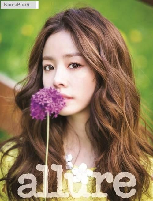عکس های هان جی مین بازیگر نقش سونگ یون در سریال ایسان