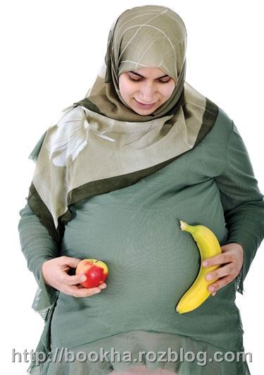 رژیم غذایی برای دوران بارداری