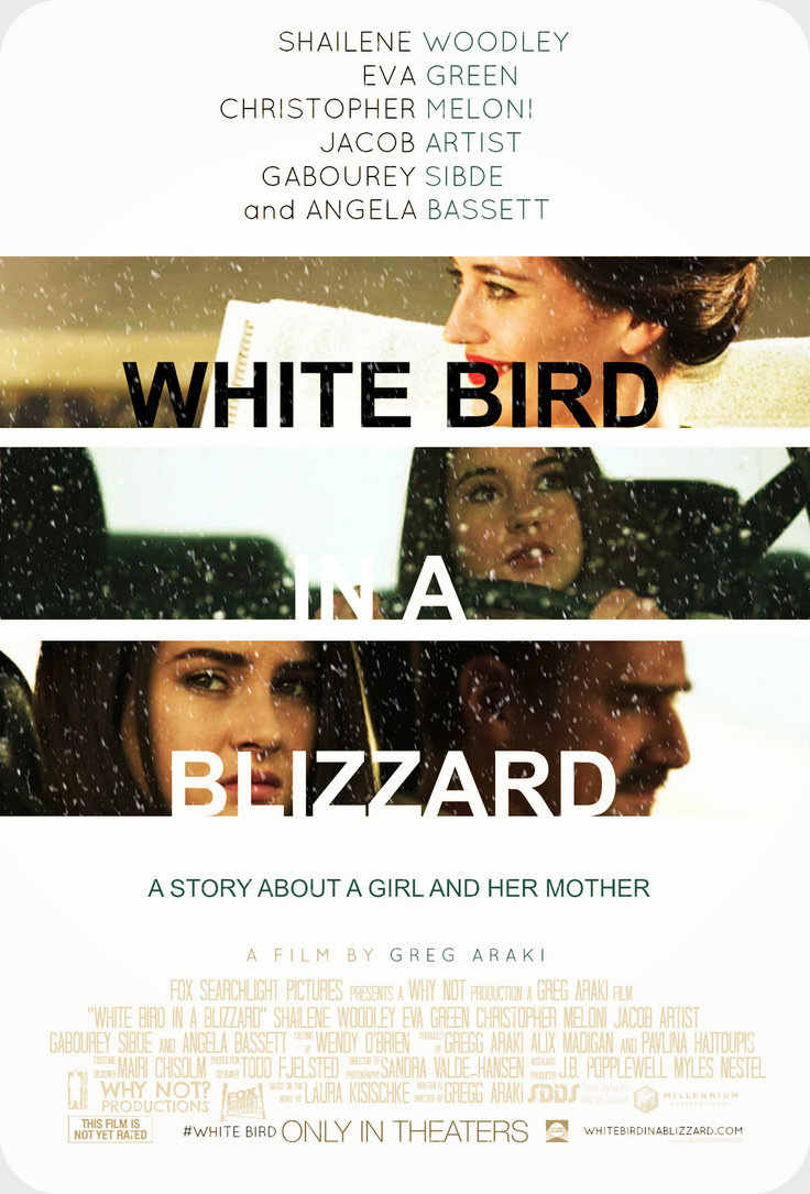 فیلم White Bird in a Blizzard 2014
