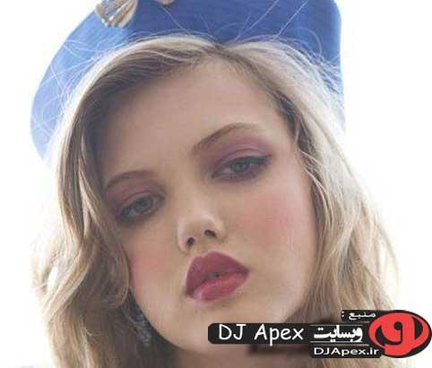 عکس های زیباترین دختر مدل ۱۷ ساله جهان