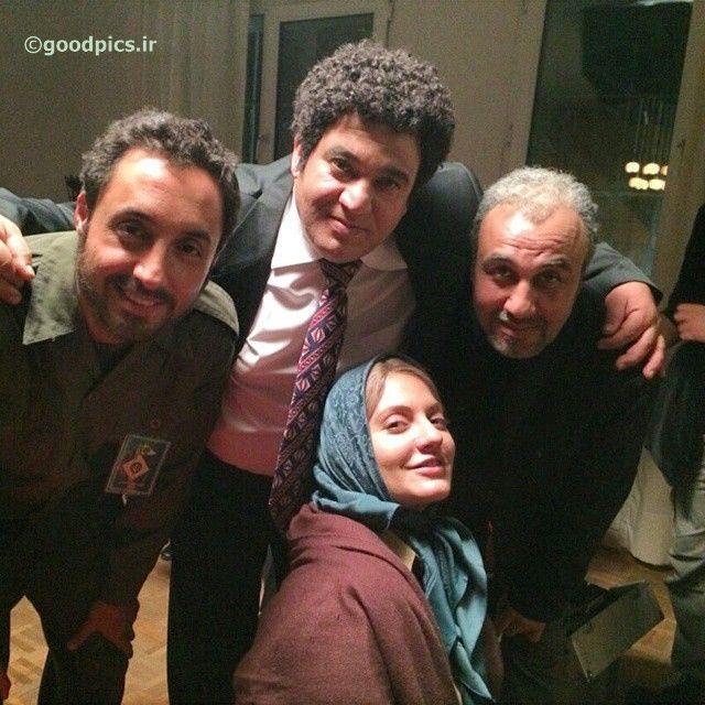 عکس های جدید مهناز افشار دی ماه 93