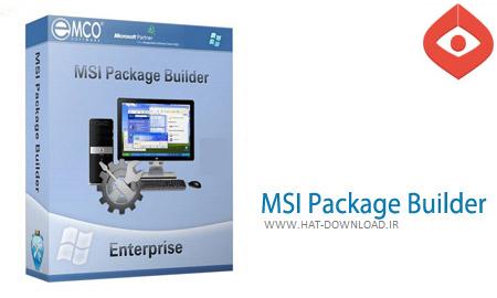 MSI Package Builder v5.0 نرم افزار ساخت فایل های Setup با MSI Package Builder v5.0