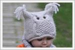 مدل کلاه بچه گانه به شکل حیوانات