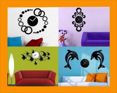 خرید اینترنتی انواع ساعت دیواری جدید ویژه عید نوروز 94