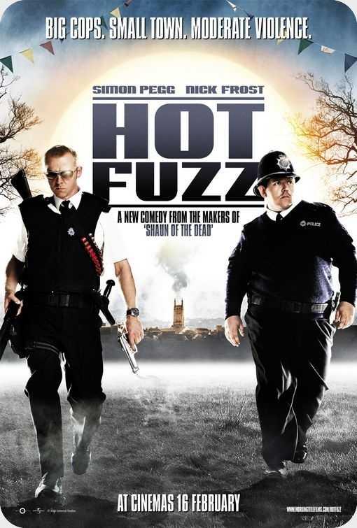 فیلم Hot Fuzz 2007