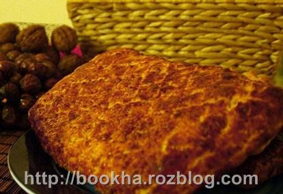 طرز تهیه نان ارمنی
