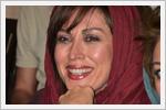 مهتاب کرامتی و سحر دولتشاهی در مراسم رونمایی فیلم جامه دران
