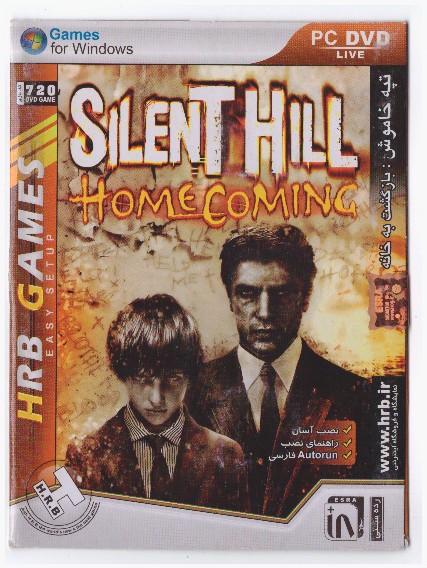 بازی Silent Hill: Homecoming