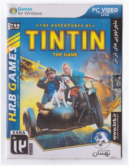 بازی TINTIN