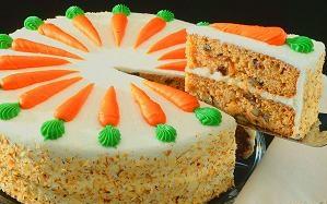 اگر کیک هویج را دوست دارید کلیک کنید