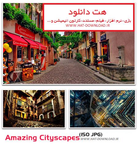 Amazing Cityscapes 15 cover مجموعه 150 والپیپر جذاب با موضوع نماهای شهرهای مختلف – Amazing Cityscapes