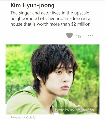 Seven Korean Celebrities With Million Dollar Houses