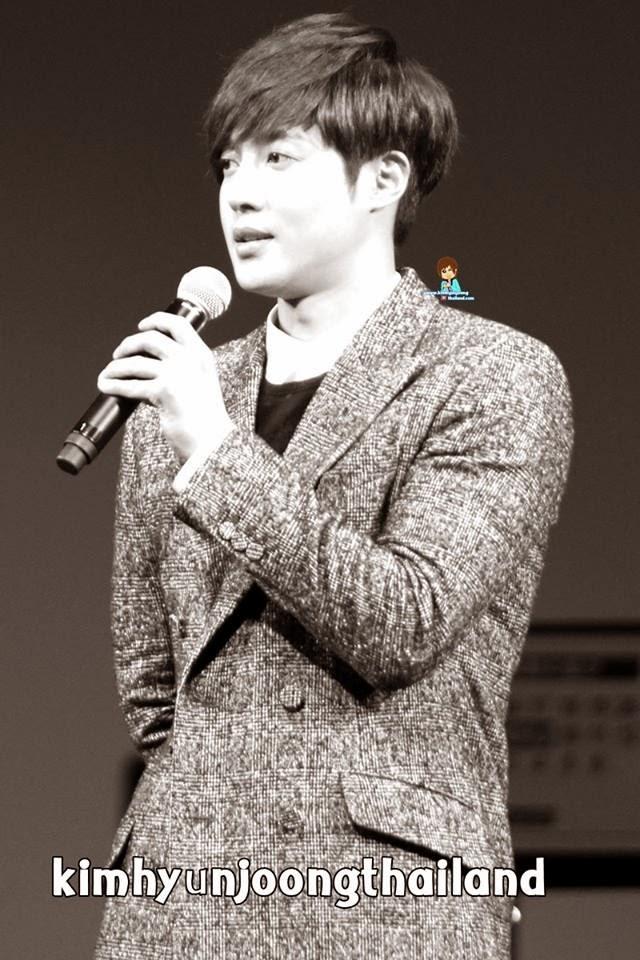 [khjthailand Photo] Kim Hyun Joong Inspiring Generation DVD Handshake & Photo Shoot Event [15.01.10]