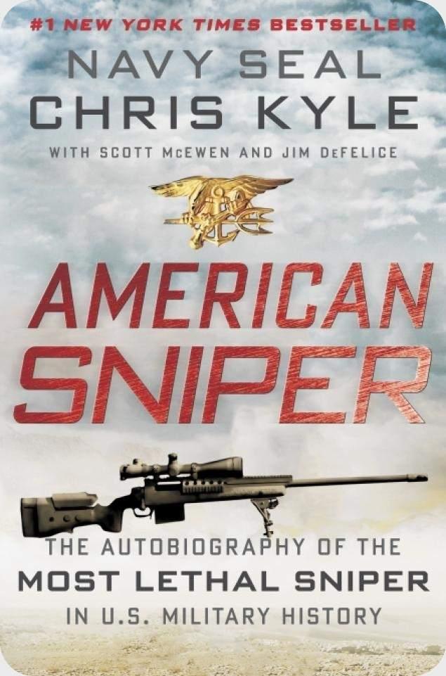 فیلم American Sniper 2014