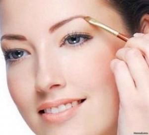 آرایش آرایش صورت, آرایش چشم, آموزش آرایش, آموزش آرایشگری, آموزش خودآرایی, ابرو, خودآرایی, رنگ ابرو, رنگ کردن ابرو, رنگ کردن اصولی ابرو, زیبایی, نکات آرایشی, چشم