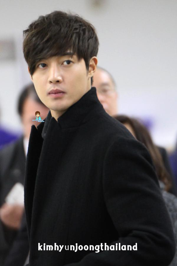 [khjthailand Photo] Gimpo Airport Departure For Japan [2015.01.09]