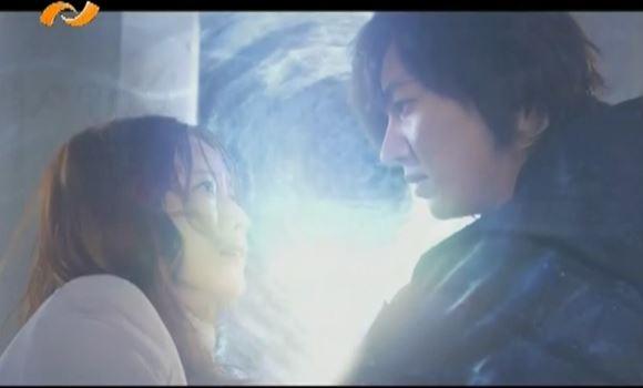 لی مین هو در سریال ایمان و سرنوشت