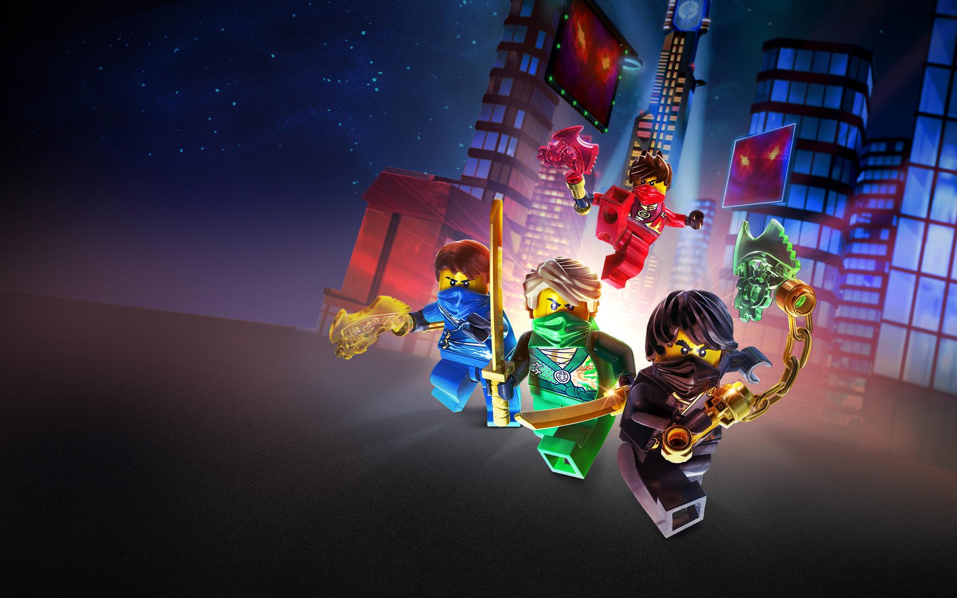 Ninjago Golden Ninja Wallpaper Lego Ninjago Background