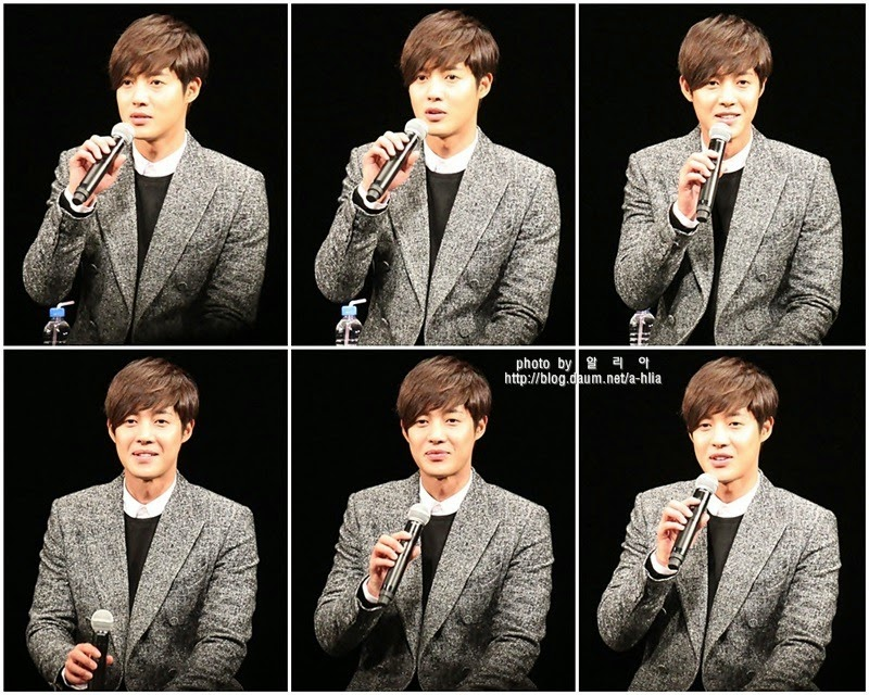 [ahlia0606 Photo] Kim Hyun Joong Inspiring Generation DVD Handshake & Photo Shoot Event [15.01.10]