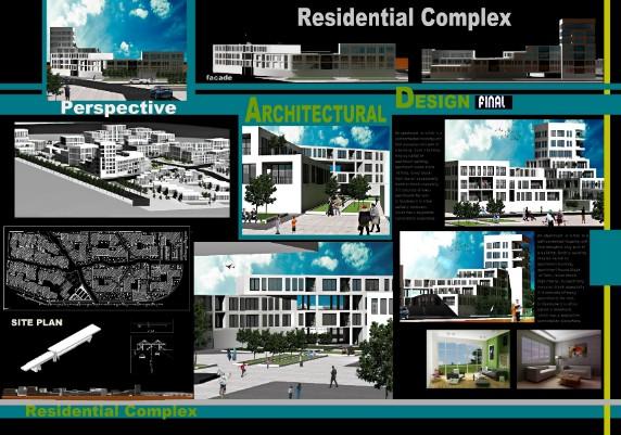انجام کلیه پروژه های معماری , انجام پروژه های دانشجویی