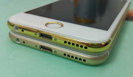 اخبار,اخبار تکنولوژی,آیفون 6 ساخته شده از طلا