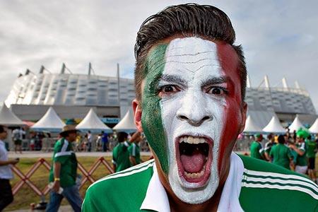 عکس های خیلی خنده دار فوتبال