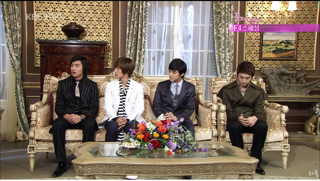 Interview Of Boys Over Flowers