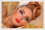 مدل های بسیار زیبای آرایش عروس