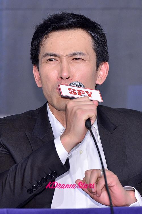Yu Oh seong در نقش گی چول سرنوشت
