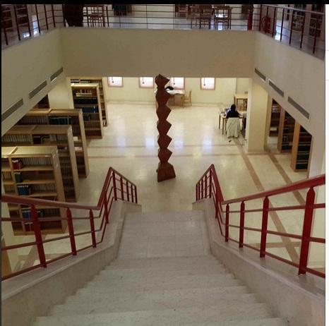 Zanjan Basic sciences' library