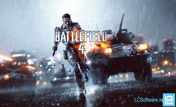 دانلود ترینر بازی Battlefield 4