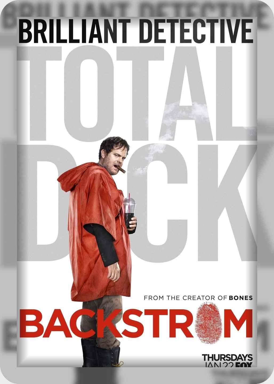 سریال Backstrom