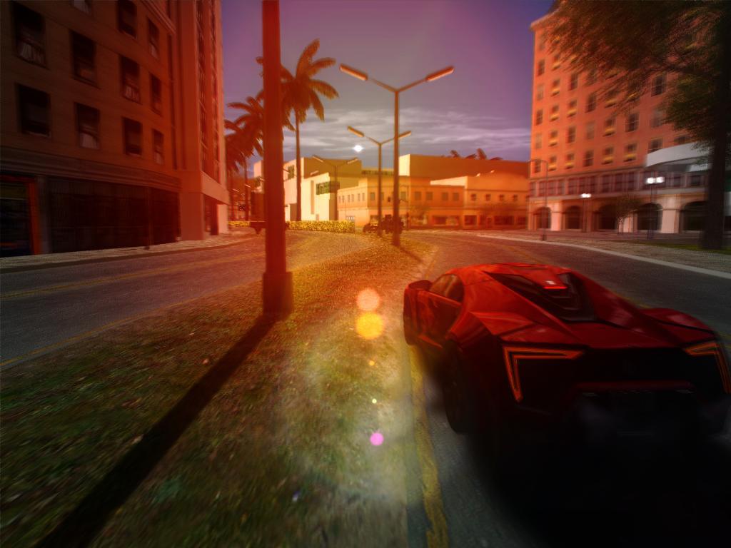 دانلود گرافیک GTA Vبرای GTA SA (برای سیستم های ضعیف)