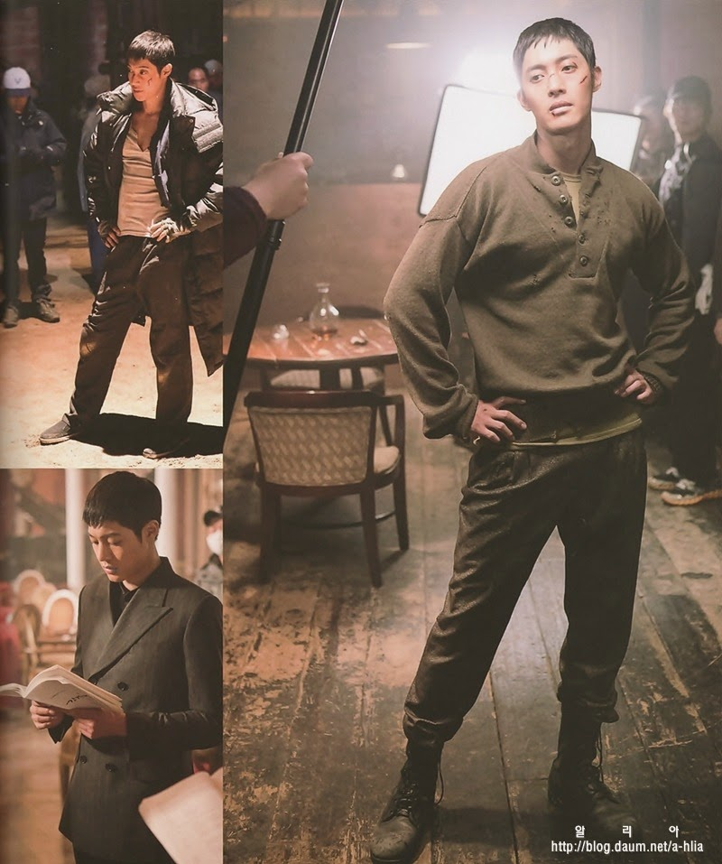 Ahlia0606 Scan - Kim Hyun Joong Inspiring Generation Official Photo Guidebook