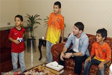 دو میلیون دلار برای دعوت نیم ساعته یک فوتبالیست! +عکس