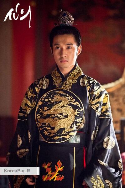 عکس های ریو دوک هوان بازیگر نقش پادشاه در سریال سرنوشت