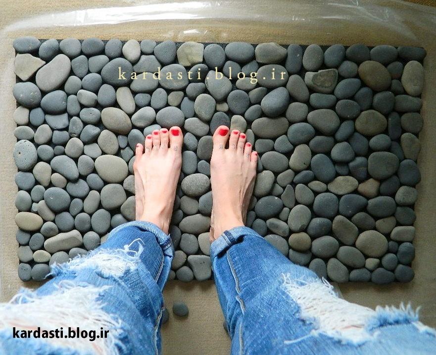 سنگ فرش های پادری منحصر به فرد و زیبا