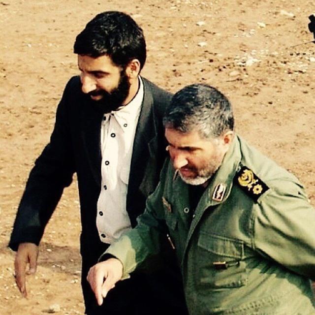 حاج حسن یکتا و شهید کاظمی