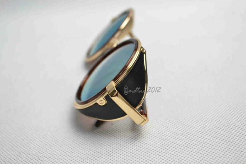 عینک آفتابی شیشه آبی prada پرادا