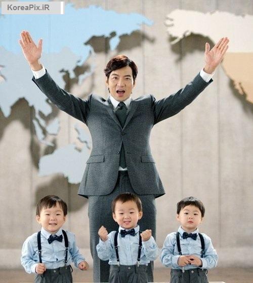 عکس های زیبا و جالب سونگ ایل گوک بازیگر نقش اصلی سریال کره ای خانواده کیم چی