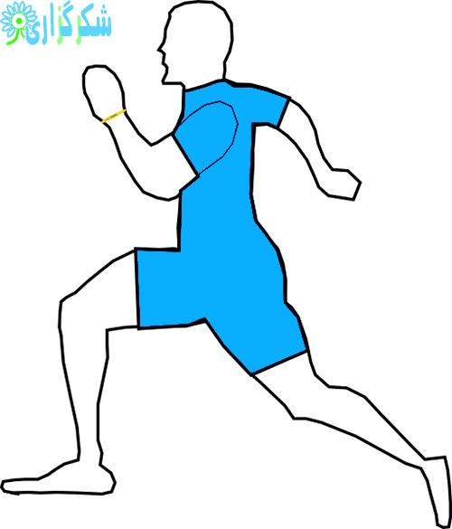 دویدن آرتروز درد مفاصل درمان پیشگیری عکس تصویر