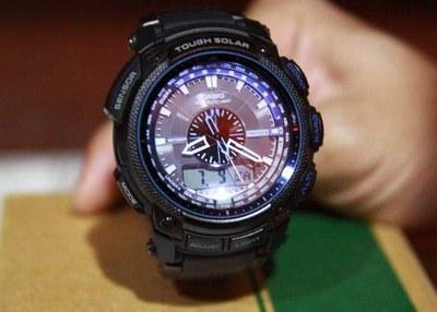 خرید پستی ساعت مچی دو زمانه کاسیو با تخفیف ویژه