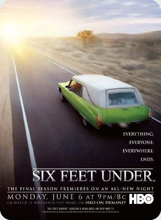 سریال Six Feet Under فصل دوم