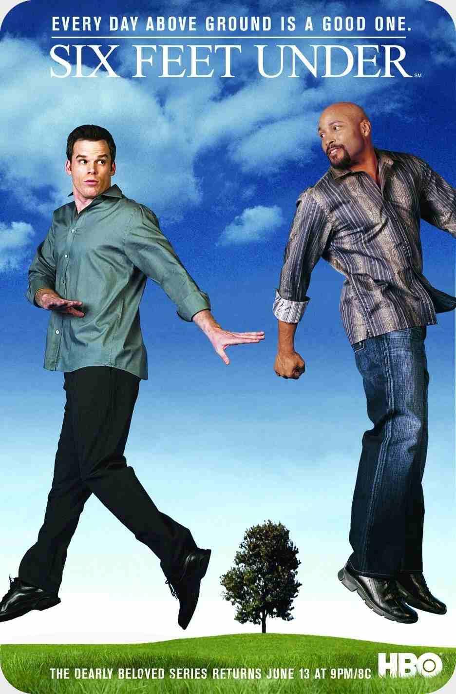 سریال Six Feet Under فصل پنجم