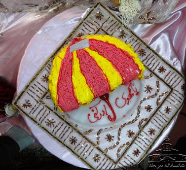 طرح های کیک برای نیمه شعبان و مناسب های مهدوی