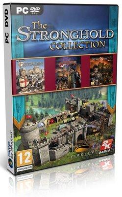 خرید بازی stronghold 1 2 3 4 5