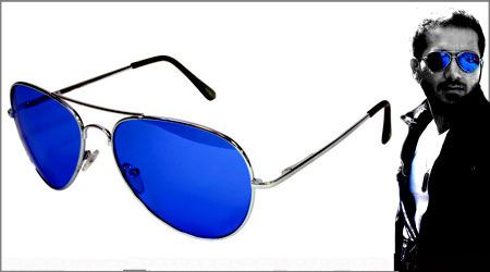 عینک ریبن آبی